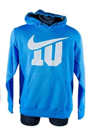 Bluza używana Nike - niebieska