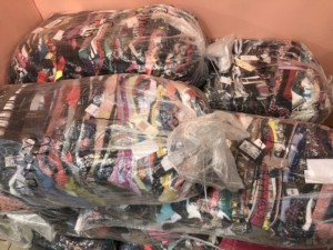 Zaawansowane Hurtownia, importer odzieży używanej sortowanej, outlet hurt JD52